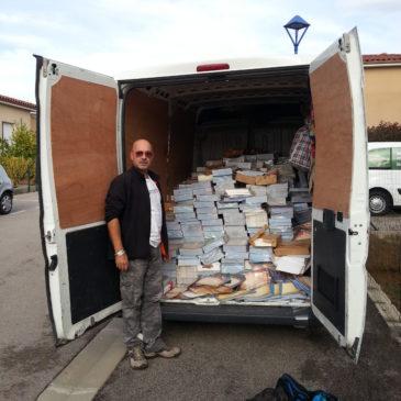 Ce Mercredi Débarras Archives pour Destruction Recyclage Papiers