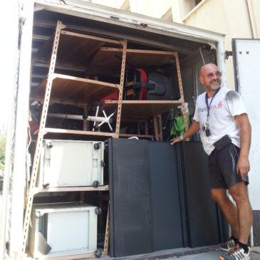 Ho La !! Ce Samedi Débarras 66 Vide Maison de Village à Sorède 3 étages environ 2500 kg de trie pour Recyclage Bonne Journée à tous, Jean.