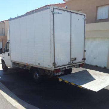 Tous les Samedis Livraison de Meubles Secteur Perpignan «3 Camions à votre Service»