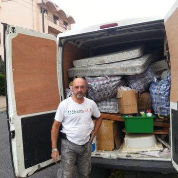 Bonjour à tous !!  SOS Urgent vide Cave 66000 Perpignan Centre Ville – Débarras 66 Services 7/7