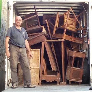 7 Tonnes – Vide Grange Evacuation Encombrants à Perpignan 66 Jean à votre Service 7/7 au 06 70 67 29 02
